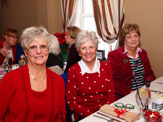 Holiday Luncheon at The Brick