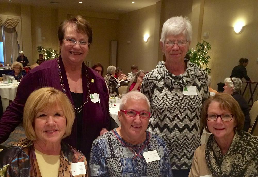 PLGC Members at DFGC Meeting 11/16/16
