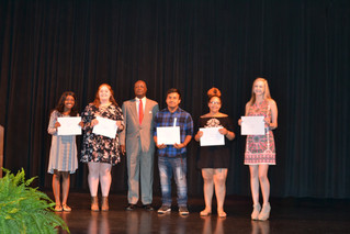 LCCF Awards $63,000 in Scholarships