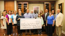 Over $49,000 Given to the Community through the Laurens County Community Foundation