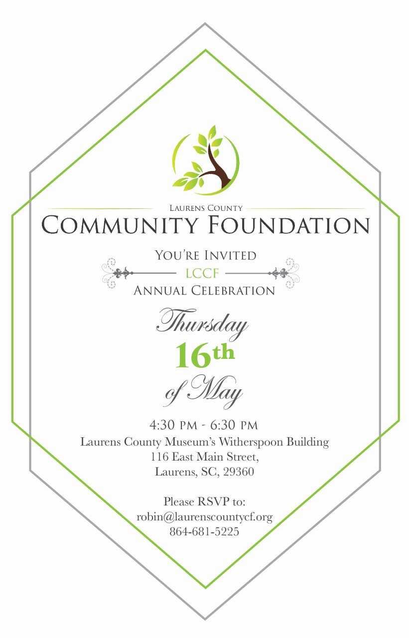 2019 Community Celebration Event