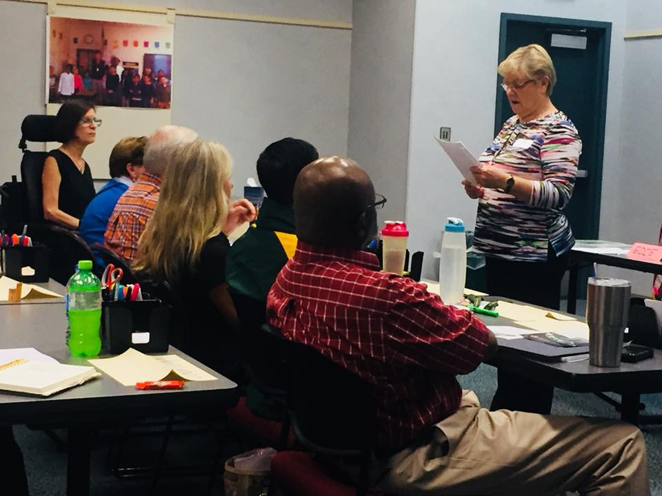 Edie Davis shares her grant writing knowledge