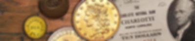 Charlotte Rare Coins Header