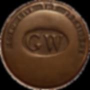 George Washington Inauguration Button