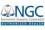 NGC Authorized Dealer Logo