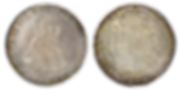 Transylvania Thaler Coin Front and Back