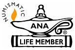 ANA Life Member Logo