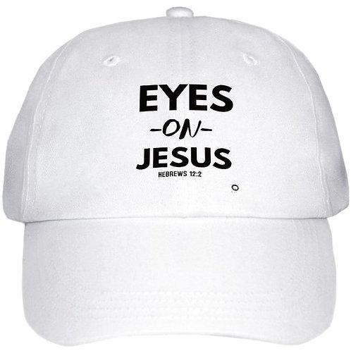 EYES on JESUS CAP