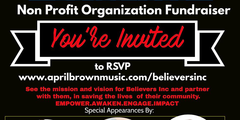 Believers INC FOH Benefit Brunch & Launch