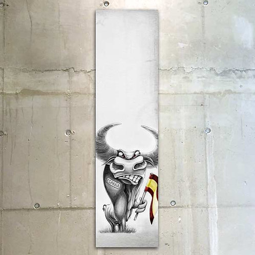 bull espana / 30x120cm