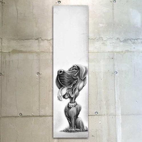 terrier / 30x120cm