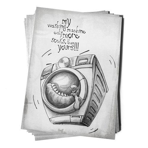 my washingmachine