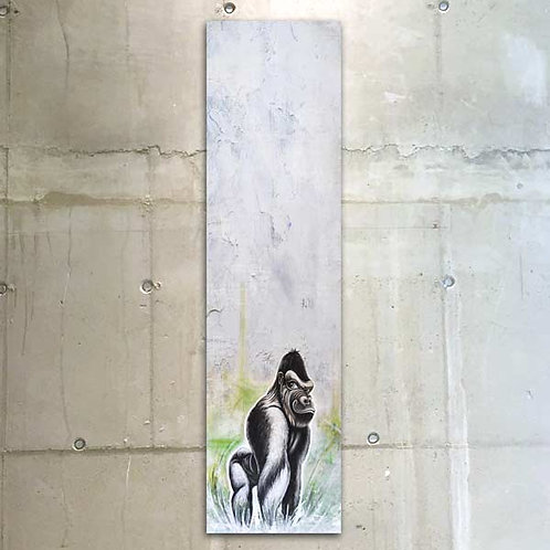 gorilla / 30x120cm
