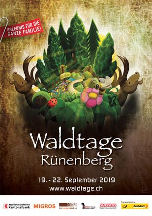 Waldtage Rünenberg 2019