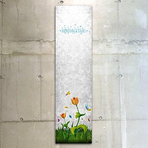 springtime / 30x120cm