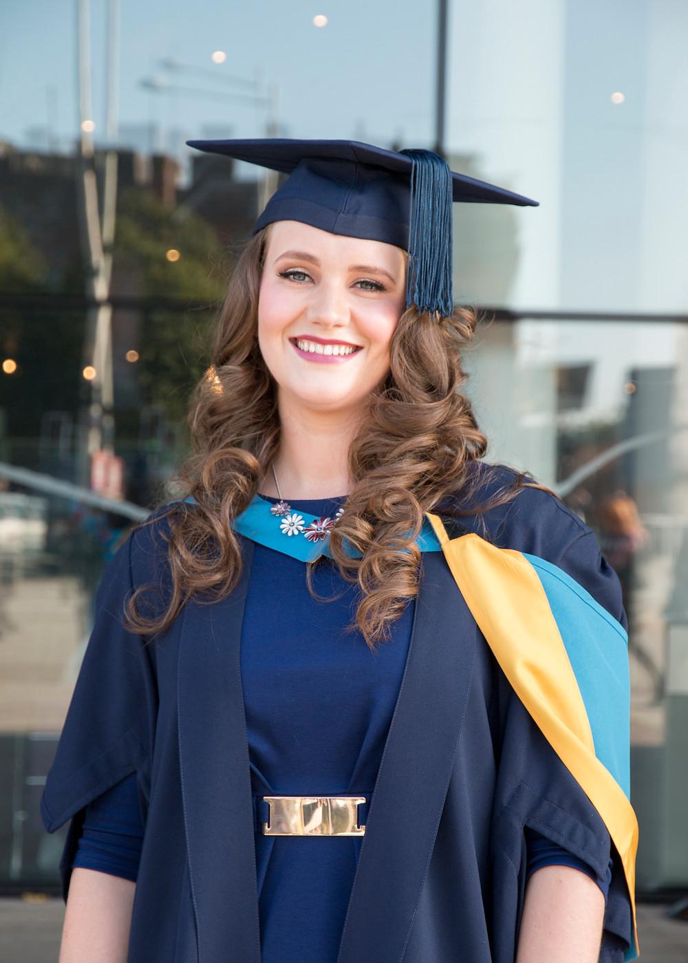 Graduation photographer Cardiff