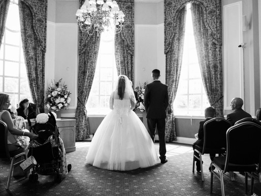 Cardiff City Hall Wedding - Charmine & Joseph