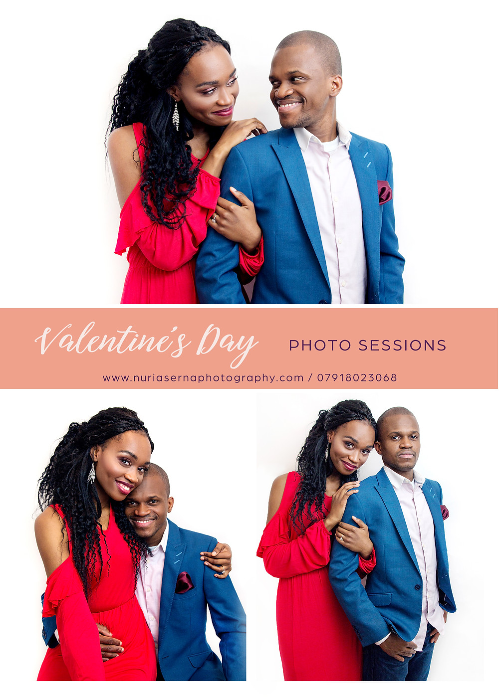Valentine's photo session Cardiff