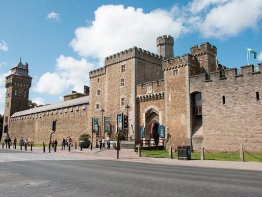Surprise Proposal in Cardiff Castle