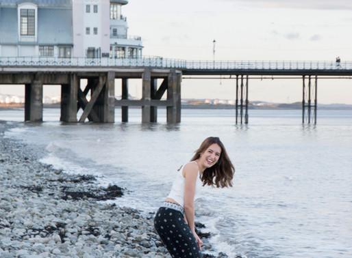 Penarth Pier photo session