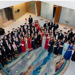 Cathedral School Prom