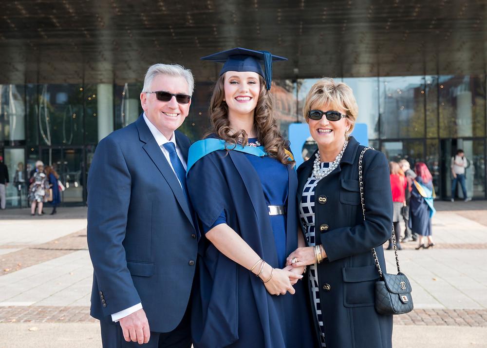 Graduation photography Cardiff