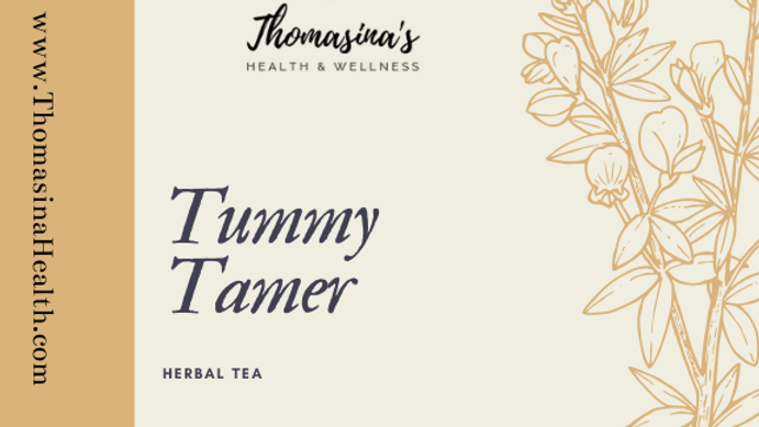 Tummy Tamer Herbal Tea Kit