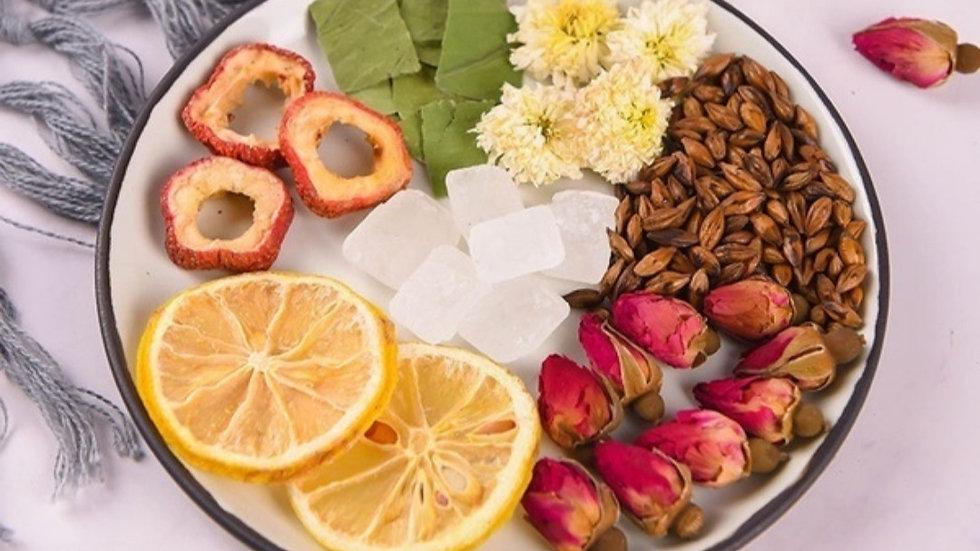 Lemon Lotus Leaf Tea 7pk