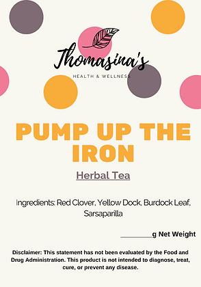 Pump Up The Iron Herbal Tea