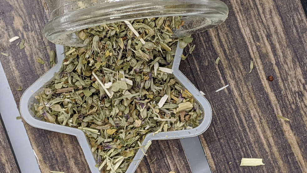 Catnip Chamomile Tea Kit