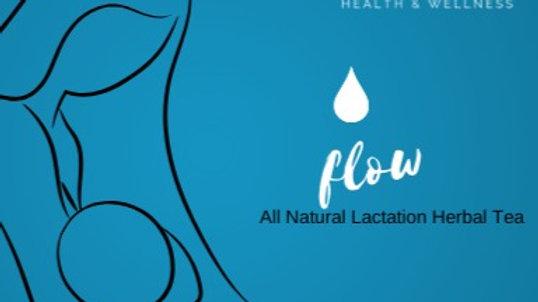Flow - Lactation Herbal Tea Kit