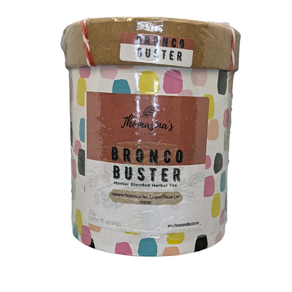 Bronco Buster Herbal Tea Kit