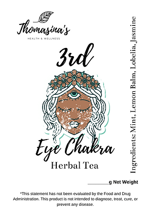 3rd Eye Chakra Tea