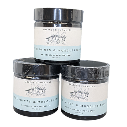 Sore Joint & Muscle Salve