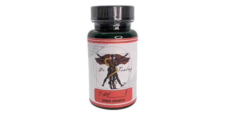 Dr.Teabags I AM ! Herbal Enhancer