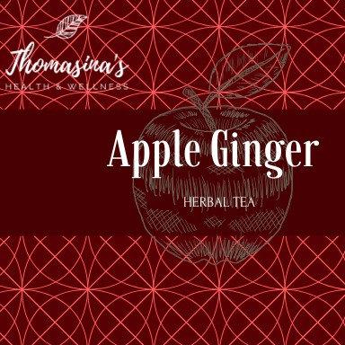 Apple Ginger Herbal Tea Kit