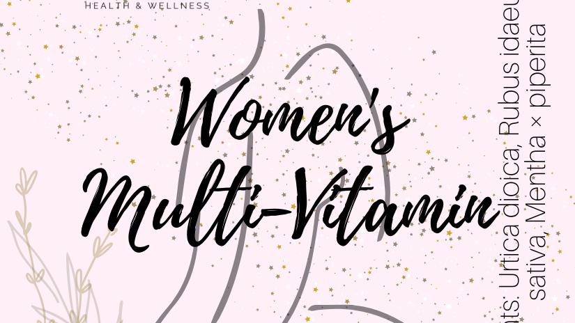 Women's Multi-Vitamin Herbal Tea Kit