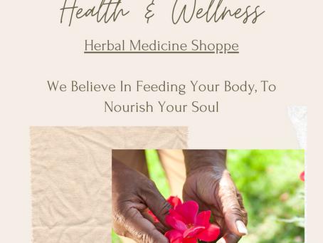 Herbs Heal, Pills Kill