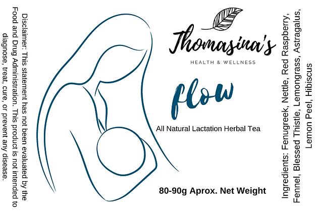 Flow - Lactation Herbal Tea