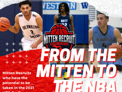 From the Mitten to the NBA