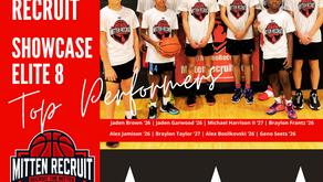 Exposure Camp Elite 8 & Top Performers