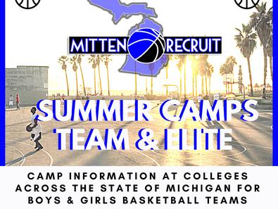 RTM |  Team Camps for Boys & Girls