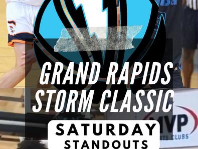 RTM | Storm Classic Saturday Standouts