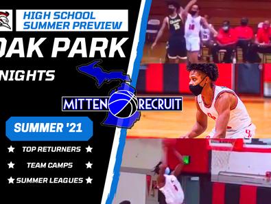 RTM | HS Summer Preview |              Oak Park