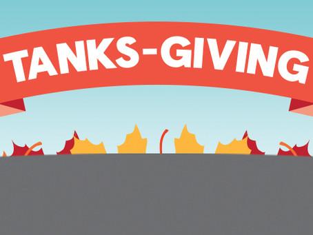 """Giving—and Saying— """"Thanks"""""""