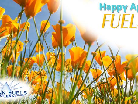 """Happy April """"Fuels"""""""