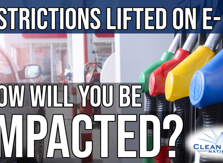 Restrictions Lifted on E-15:  How Will You Be Impacted?