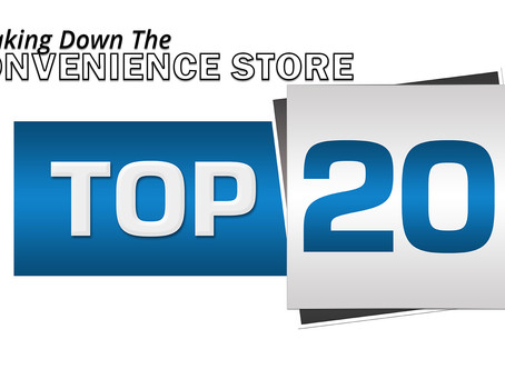 Breaking Down The Convenience Store Top 20