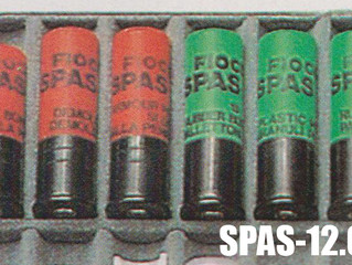 Franchi SPAS Specialty Rounds
