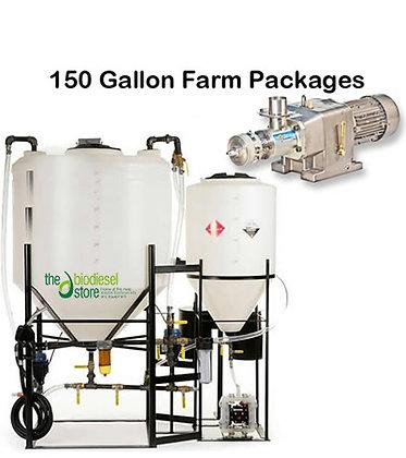 150 Gallon Farm Package